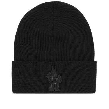 homeMoncler Grenoble Watch Logo Beanie. image 5eb08b0676e5