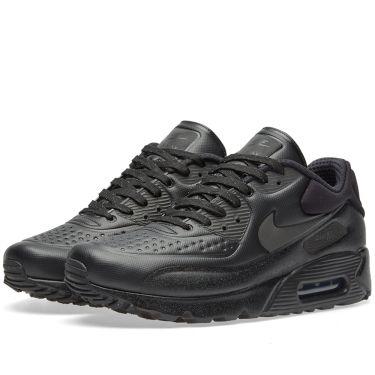 a8dff8afb837 Nike Air Max 90 Ultra Premium SE Black   Metallic Hematite