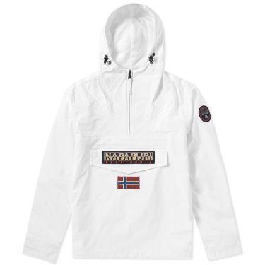 02f79e6af2e7 Napapijri Rainforest Summer Jacket Bright White