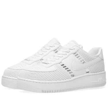 Nike Air Force 1 Upstep SI W White   Vast Grey  5bafb536f