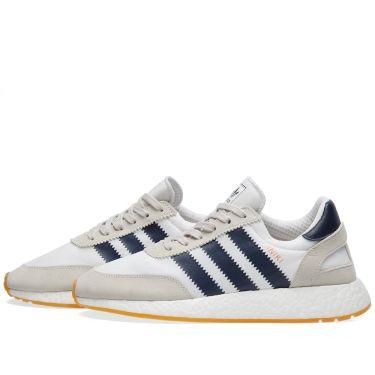 Adidas Iniki Runner White   Collegiate Navy  1a4be7b4d