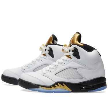 Nike Air Jordan 5 Retro White aee0ec37a8b9