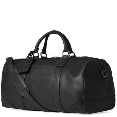 567311185201 homePolo Ralph Lauren Leather Duffle Bag. image. image