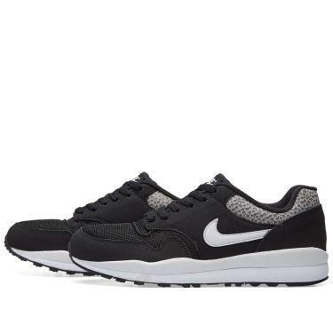 newest 03ba5 f4d1b Nike Air Safari Black, Dark Grey  White  END.