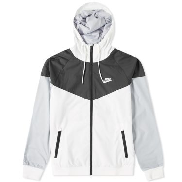 2c62735deb Nike Windrunner Jacket White   Black