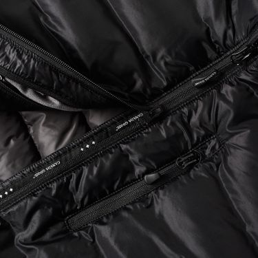 Canada Goose Lodge Jacket Black Amp Graphite End