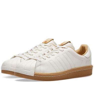 Adidas Consortium x Kasina Superstar Boost White   Gum  e98cd90eb1b3