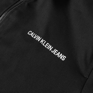 homeCalvin Klein Institutional Logo Coach Jacket. image. image c593ce48f385