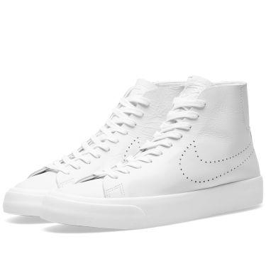 Nike Blazer Studio Mid Off White   Summit White  e24afe8dd
