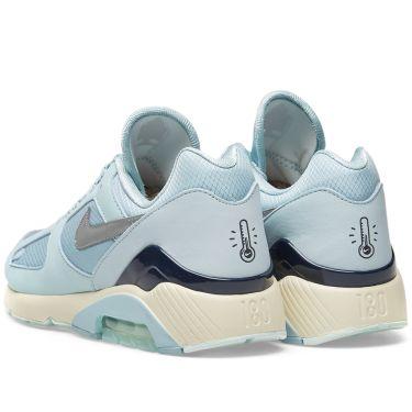 cae606d1c Nike Air Max 180 Ocean Bliss   Metallic Silver