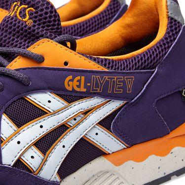 Asics Gel Lyte V Gore-Tex Purple   Soft Grey  8d7fd8c83