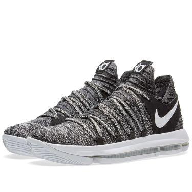 Nike Zoom KD10 Black   White  e9f0ffc07