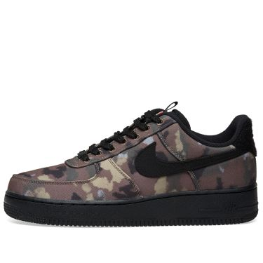 Nike Air Force 1  07 WE  Camo Pack  Italy Ale Brown 46618bcbd71b