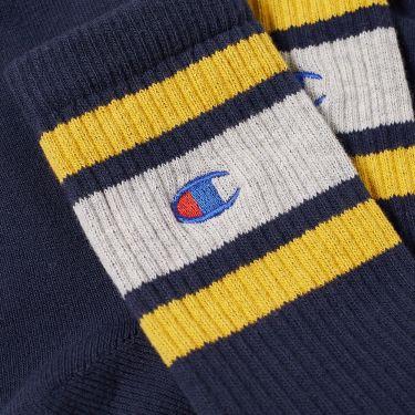 5e082d3cedddc homeChampion Reverse Weave Colour Block Sock. image. image