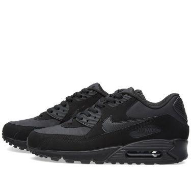 7d9d3e3893617 Nike Air Max 90 Essential Black   Black