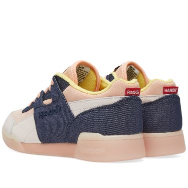 Reebok x Hanon Workout Lo Plus Be Mine 548ba845b