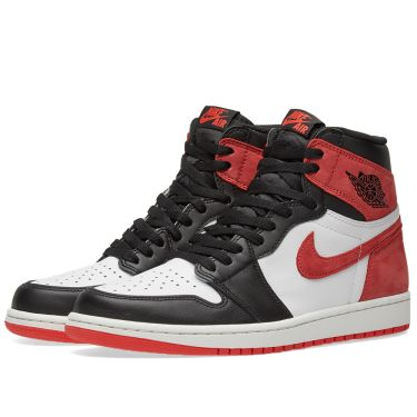 e50a0ba3d67ad8 Nike Air Jordan 1 Retro High OG White