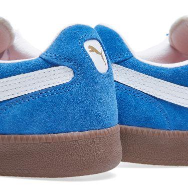 3c7e1d40c9ca Puma Liga Suede Olympian Blue   White