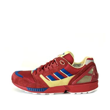 70f13cd156d7f Adidas ZX 8000 OG  Negative  - 25th Anniversary Pack Nomad Red ...