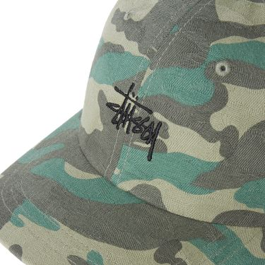 acd5620c80a homeStussy Jacquard Camo Low Cap. image. image