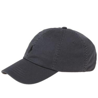 Polo Ralph Lauren Classic Baseball Cap Mask Black  08bb8b7289c