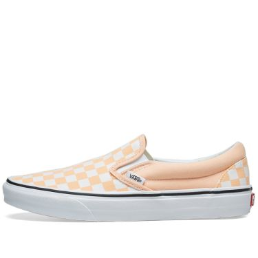0be112c5483974 homeVans Classic Slip On Checkerboard. image. image