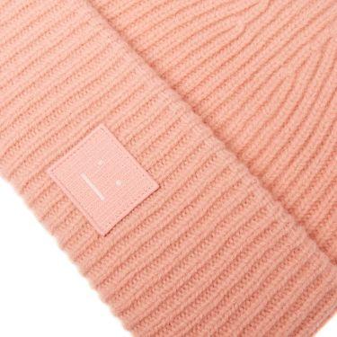 9f656875d60 Acne Studios Pansy L Face Beanie Pale Pink