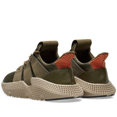 cbfa2d572d07 Adidas Prophere Trace Olive   Solar Red
