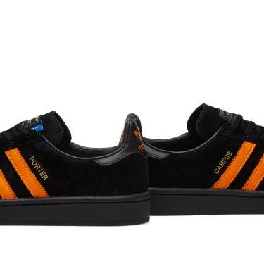 5949c2abf49d Adidas x Porter Campus Black
