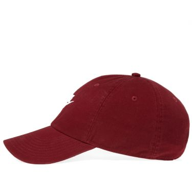 545a384efdd Nike Washed Futura Washed H86 Cap Team Red