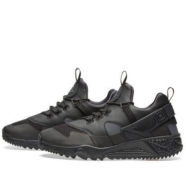 fe975c0518cb Nike Air Huarache Utility Premium Black   Anthracite