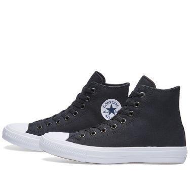 338df669057 Converse Chuck Taylor II Hi. Black ...