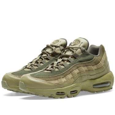 208950ca2ed1ea Nike Air Max 95 Premium Neutral Olive