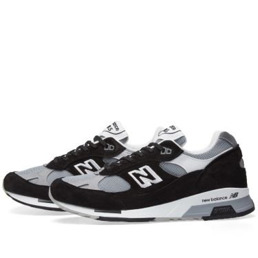 New Balance M9915BB  991 1500  - Made in England Black   Grey  525e752c5