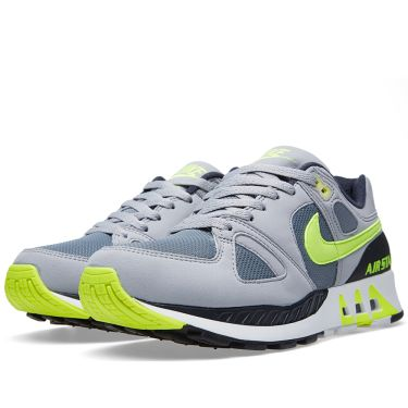 Nike Air Stab Cool Grey   Volt  57500e3fb