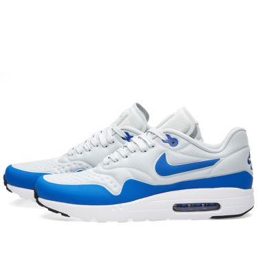 Nike Air Max 1 Ultra SE Pure Platinum   Game Royal  a799109ce