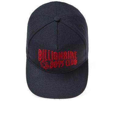 55c87211f82 Billionaire Boys Club Arch Logo Snapback Cap Dress Blue   Red