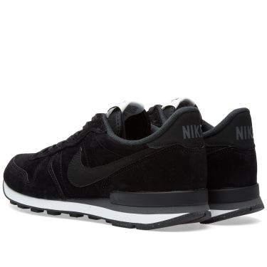 brand new c860b a27d3 ... uk nike internationalist leather black dark grey white end. ebe5d 111b3