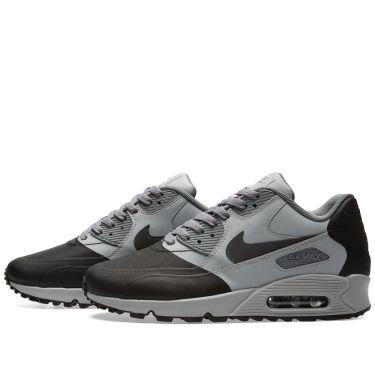 8294b22a4884 Nike Air Max 90 Premium SE Wolf Grey   Anthracite