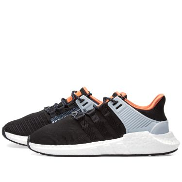 finest selection bcb31 9b51c Adidas EQT Support 9317 Black  White  END.