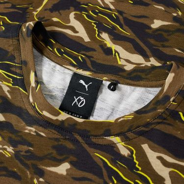 8ff228d1036 ... Puma x XO Graphic Tee Puma Black & Camo END