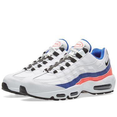 9571c7125c Nike Air Max 95 Essential White, Black, Red & Marine | END.