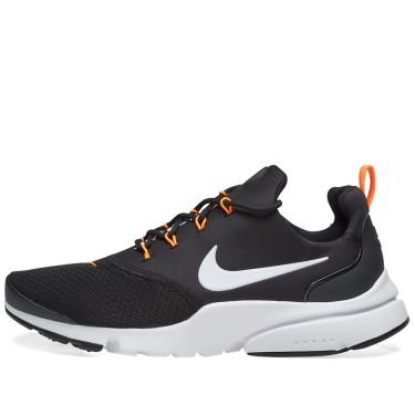 best service 25bf3 a2305 Nike Presto Fly JDI Black, White  Orange  END.