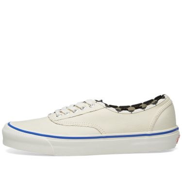 Vans OG Authentic LX  Inside Out  Checkerboard White  f4f9e9423
