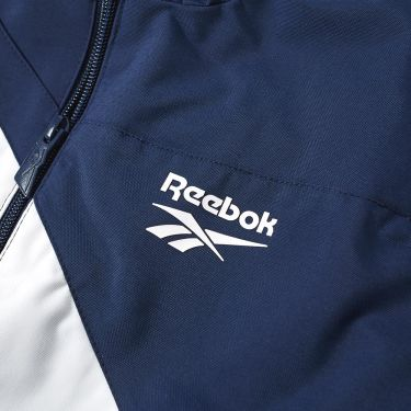 Reebok Classics Track Top Collegiate Navy   White  f838d0280