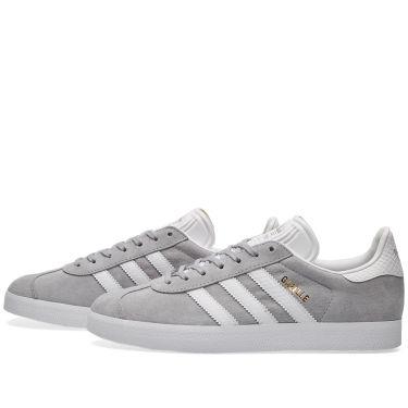 detailed look 43ffb dc053 Adidas Womens Gazelle W. Mid Grey