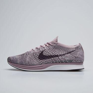 cheap for discount 342f1 90dfb Nike Flyknit Racer. Light Violet   Dark Grey