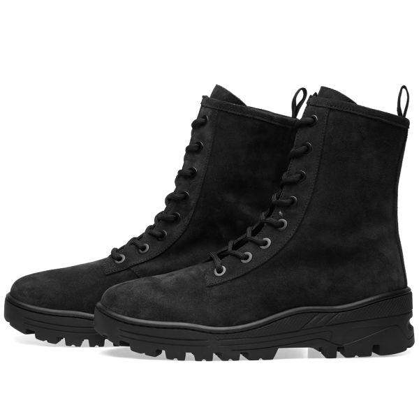 Yeezy Season 6 Combat Boot Black | END.