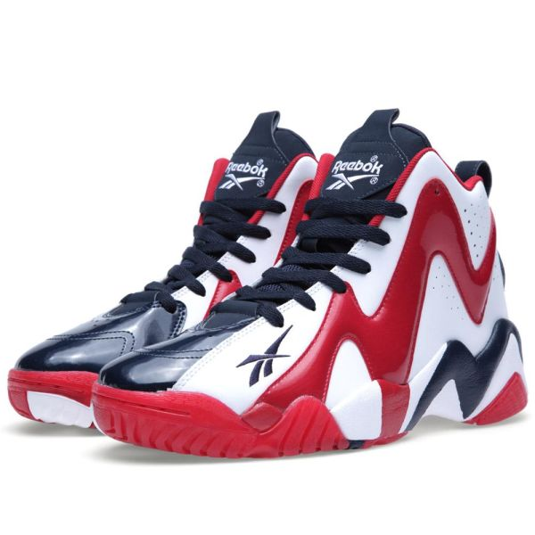 reebok shoes red and white