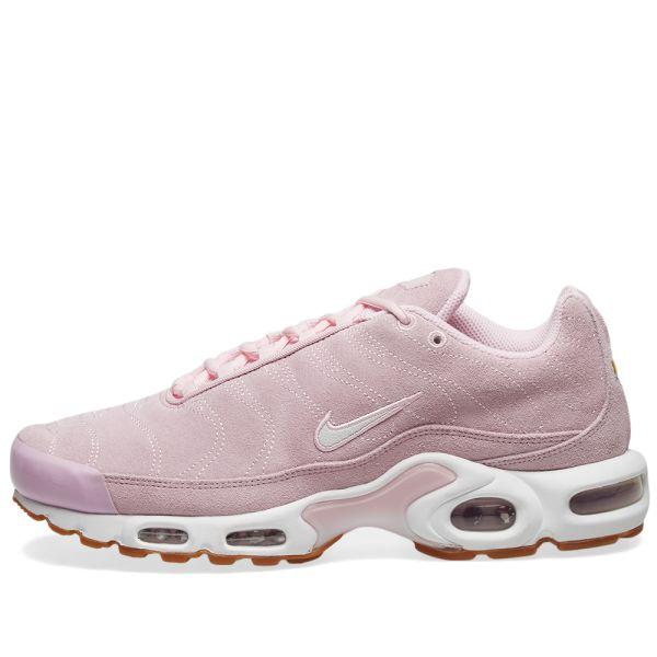 Nike Air Max Plus Premium W Pink, White